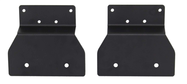 Go Rhino 5925002T SRM100 Textured Black 50 Rear Light Bar Mounting Kit