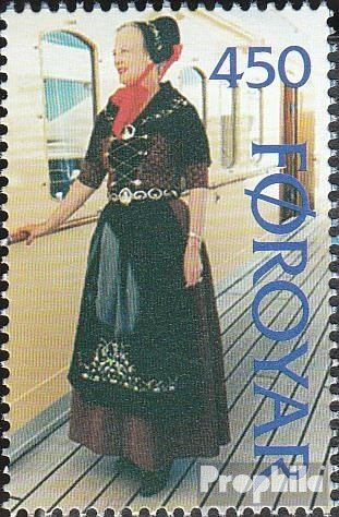 Denmark - Faroe Islands 310 (Complete.Issue.) 1997 25 Years Regency (Stamps for Collectors)