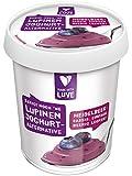 Made With Luve Lupinen Joghurt-Alternative Heidelbeer-Cassis, 500 g
