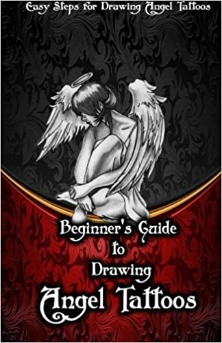 Beginner?s Guide to Drawing Angel Tattoos: Easy Steps for Drawing ...