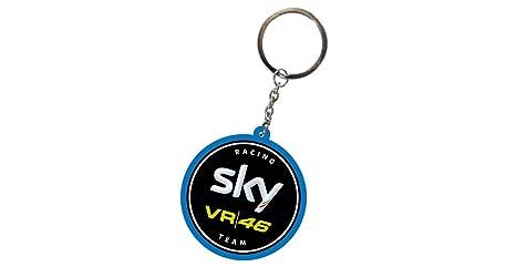 VR46 Llavero de Goma Sky Racing Team Valentino Rossi: Amazon ...