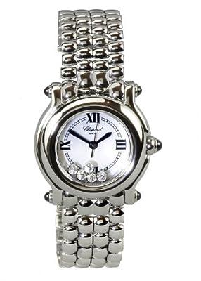Chopard Women's 27/8250-23 Happy Sport Diamond Watch