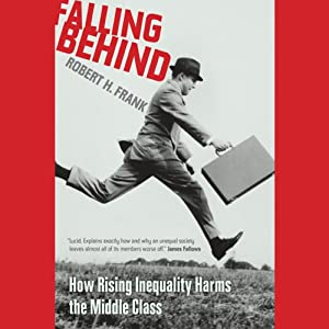 Falling Behind Audiobook