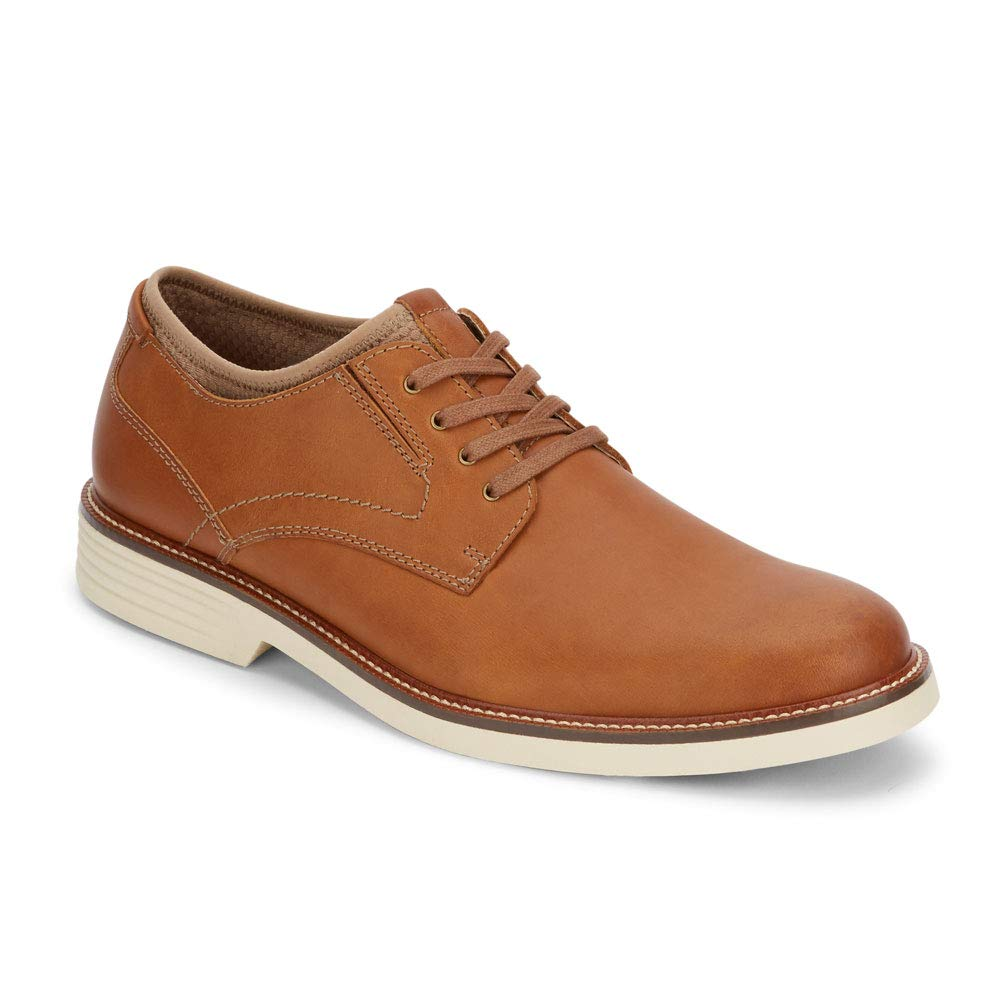 Dockers Mens Parnell Alpha Smart 360 Flex Oxford Shoe