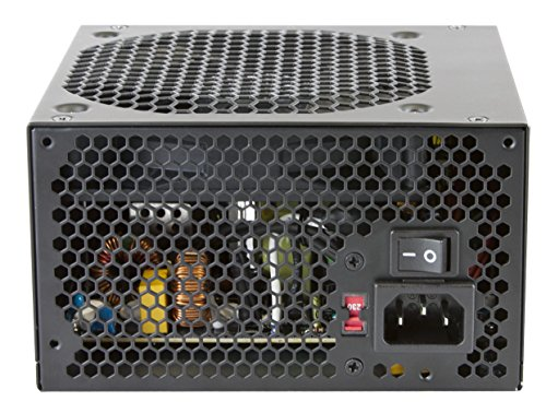 Antec Vp P 450w Atx Power Supply Vp450p Pcpartpicker