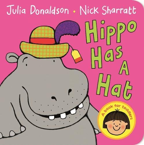 Download Hippo Has A Hat pdf