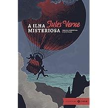A ilha misteriosa: edição comentada e ilustrada (Clássicos Zahar)
