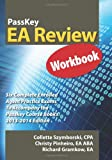 Passkey Ea Review Workbook, Six Complete Enrolled Agent Practice Exams 2013-2014 Edition, Collette Szymborski and Christy Pinheiro, 1935664255