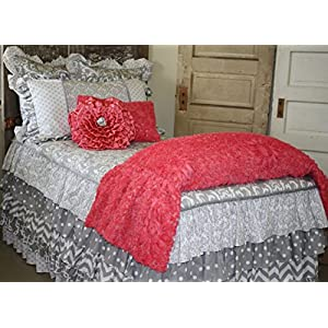 Image of All Dolled Up Tweener Bedding Home and Kitchen