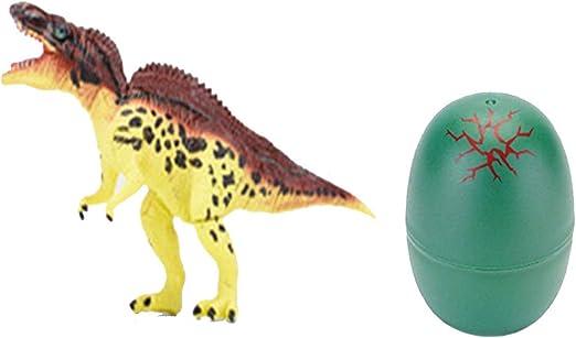ANRUX 3D Dinosaurier Puzzles in Dino Eiern, Jurassic Ei