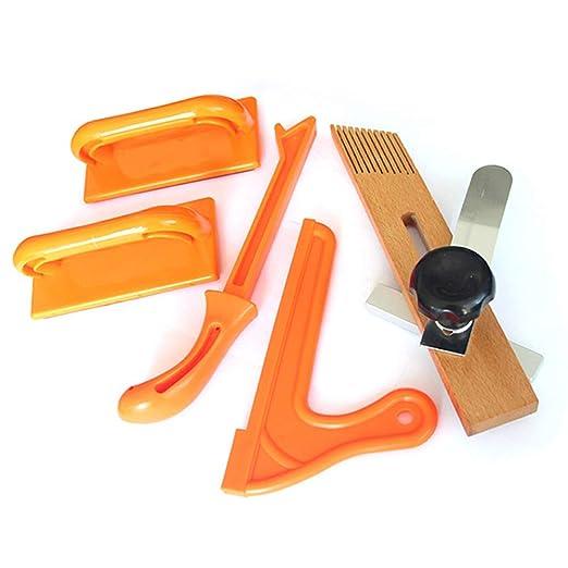5 Piezas Seguridad Bloque Presión And Stick Set con Ergonómico ...