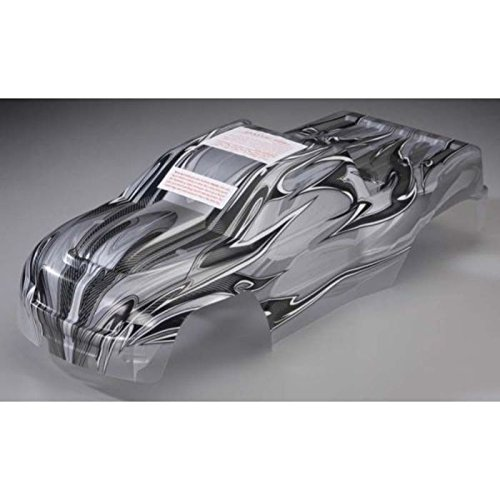 Traxxas 4921X T-Maxx ProGraphix Body with Decal Sheet, Long Wheelbase