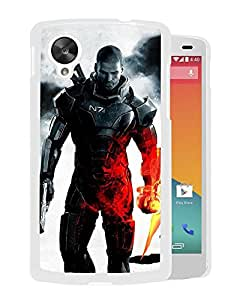 Military Fire War Fighting Soldier (2) Durable High Quality Google Nexus 5 Case