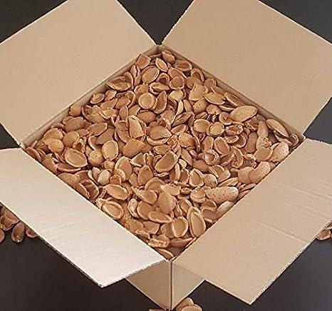 7,5 Liter Empula Mulch aus Mandelschalen Premium Deko