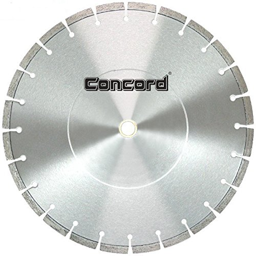 Industrial Diamond Saw Blade - Concord Blades LGP180C10HP 18 Inch Laser Segmented Diamond Blade