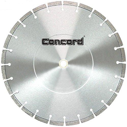 Disco de Diamante CONCORD LGP300C10HP segmentado por láser de 30 pulg.