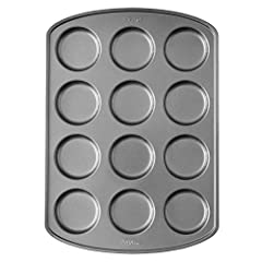 The best part of a muffin is the top. With this non-stick baking pan, you can now make just the best part. But you don't have to stop there, use it to cook eggs, cornbread, large drop cookies and even brownies. This multi-use baking pan will ...