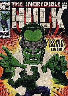 Incredible Hulk (1962 series) #115