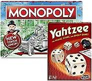 Classic Monopoly & Classic Yahtzee Bu