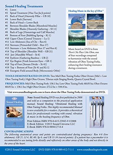 Sound Healing: Professional Starter Set by Ohm Therapeutics (Image #2)