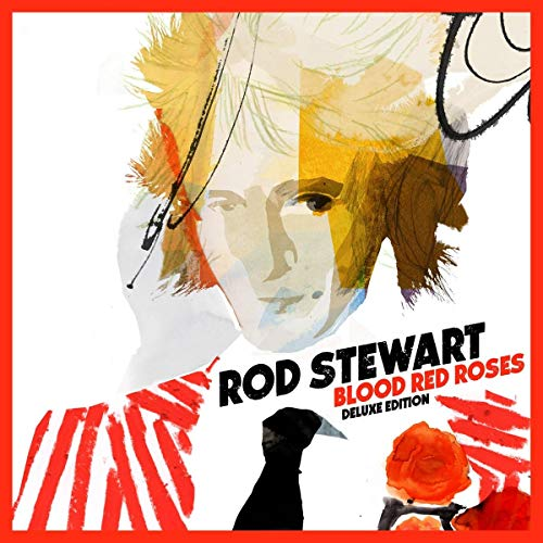 Rod Stewart 1971 - Blood Red Roses