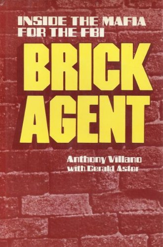 Brick agent Inside Mafia FBI product image