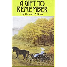 A Gift to Remember