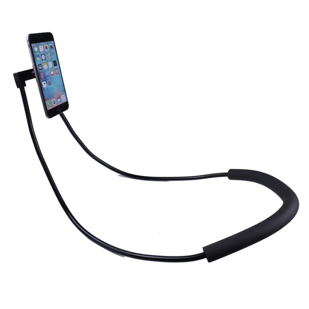 PROKTH Universal Hanging Type Magnetic Sofa Cell Phone Holder Tablet PC Supporter Clamp Bracket Android Devices