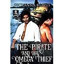 The Pirate and His Omega Thief: A Standalone M/M Pirate Mpreg Romance