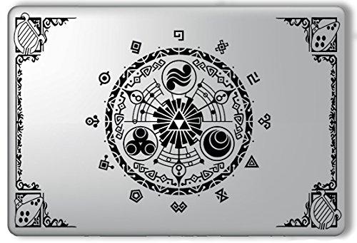 Legend Zelda Gate Time Macbook product image