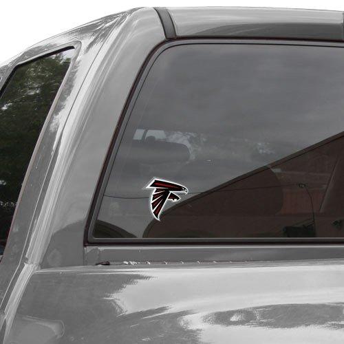 NFL Falcons Atlanta Medium Die Cut Decal, 9