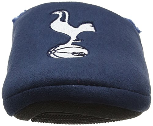 Bafiz Men's Tottenham Home Open Back Slippers Blue (Navy/Navy) uSrP1Xh0Iv