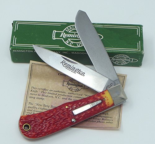 Remington Knives Jumbo Trapper 1982 Bullet R-18300 New in Factory Box
