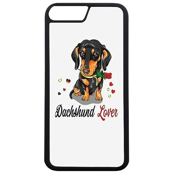 dachshund iphone 7 plus case
