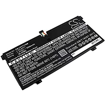 Amazon.com: Batería de repuesto para Lenovo Yoga 710, Yoga ...