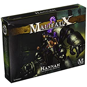Wyrd Miniatures Malifaux Outcast Hannah Model Kit