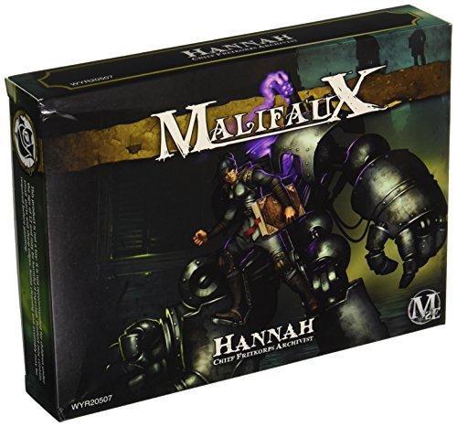Wyrd Miniatures Malifaux Outcast Hannah Model Kit