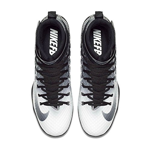 Nike Mens Forzare Lunarbeast Bitta Delite Td Calcio Bianco-nero