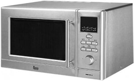 Teka 40590611 - Microondas 23 L, 800/1000 W, 5 niveles de potencia: Amazon.es: Hogar