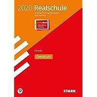 STARK Original-Prüfungen und Training Realschule 2020 - Deutsch - Hessen: Ausgabe mit ActiveBook