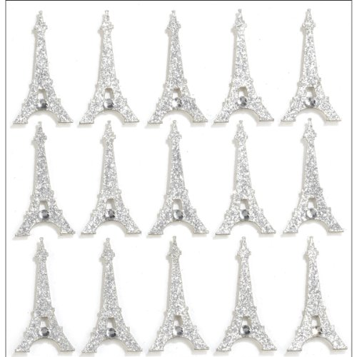 Jolee's Boutique Repeats Dimensional Stickers, Eiffel Tower
