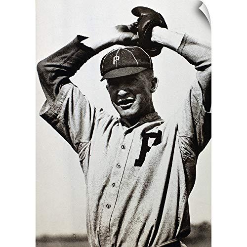 CANVAS ON DEMAND Grover Cleveland Alexander, Baseball Pitcher for The Phillies Wall Peel Art Print, 35