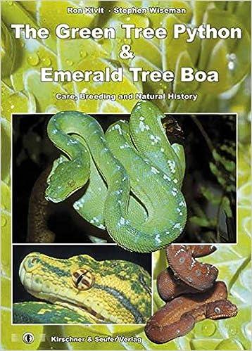 The Green Tree Python and Emerald Tree Boa: Care, Breeding