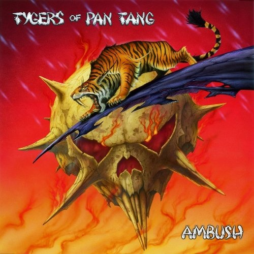 Tygers Of Pan Tang: Ambush (Audio CD)