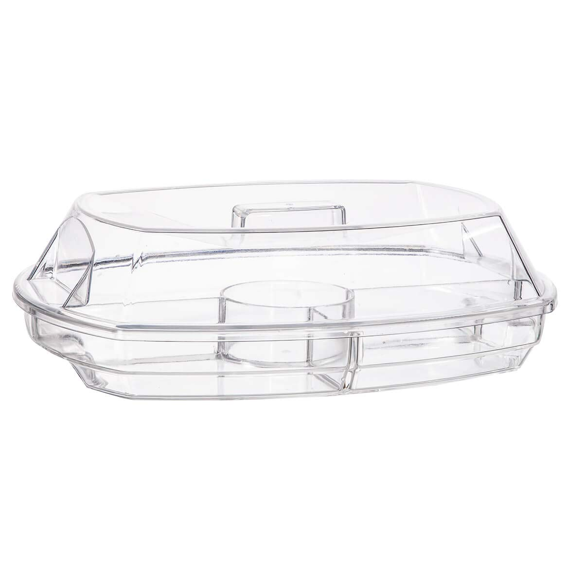 2 In 1 Iced Food Server