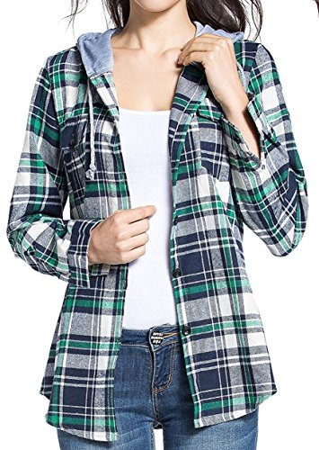 Flannel Womens Jacket - 5