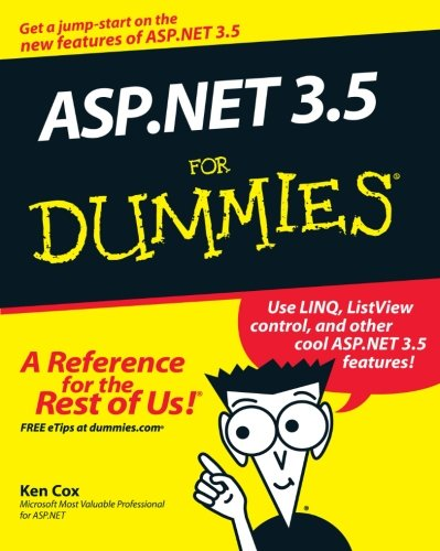 Asp Net 3 5 For Dummies
