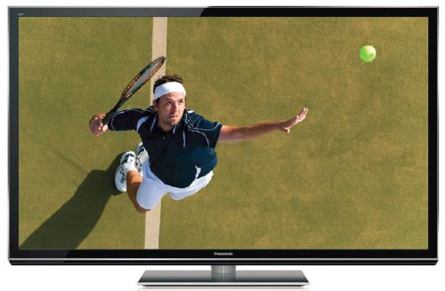 Panasonic VIERA TC-P60GT50 60-Inch 1080p 600Hz Full HD 3D Plasma TV, Best Gadgets
