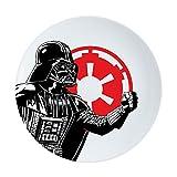 Vandor Star Wars 4 Piece 10 Inch Ceramic Dinner Plate Set (99937)