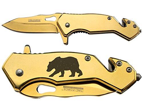 Rescue Cutter Bear - NDZ Performance Tac-Force 6.5